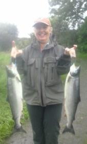 East Mayo Anglers Bernice Flannagan Kildare 6lb and 6lb Sp Gub to Ballylahan 20'7'15