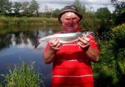 East Mayo Anglers John O'Connor 15th July'15