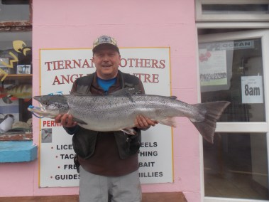 mike kane castlebar 19.5lb sp at howleys