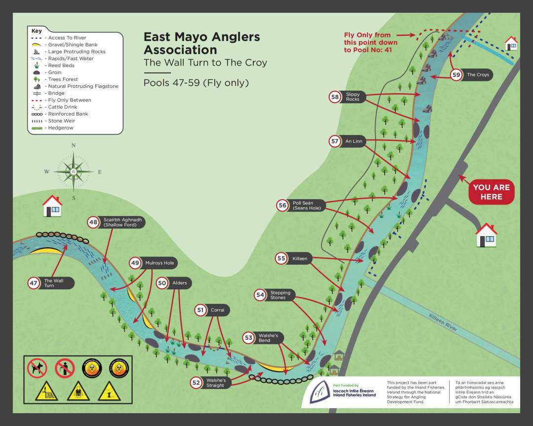 East-Mayo-Anglers-Pools-Map-47---59-Fly-Only