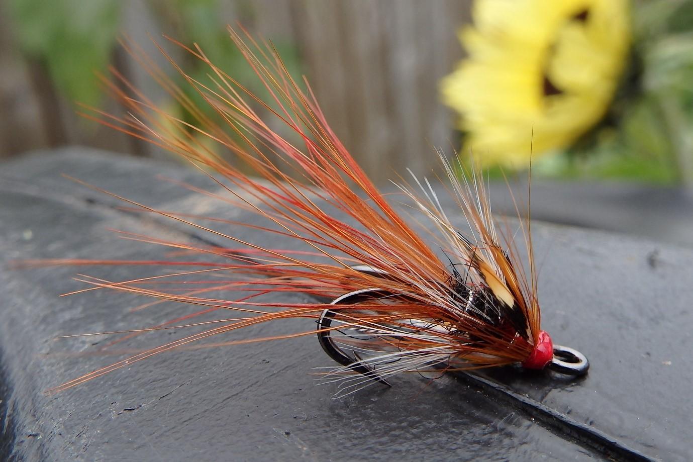 An introduction to tying Irish shrimp flies