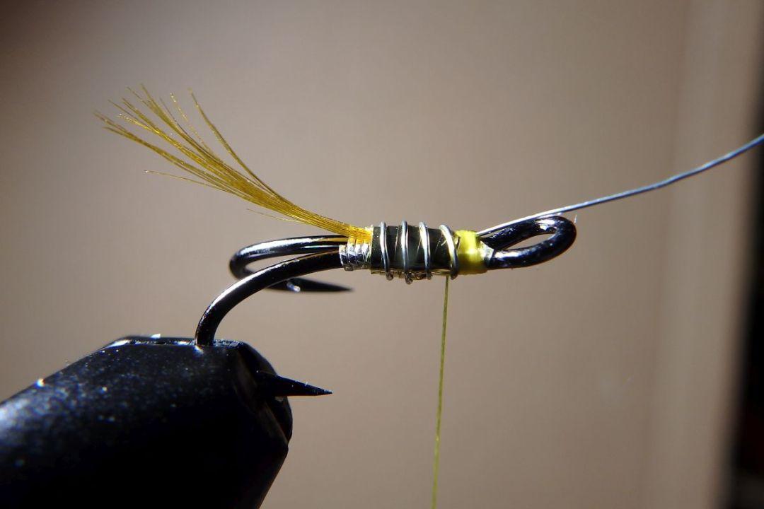 tying hair wing flies 7