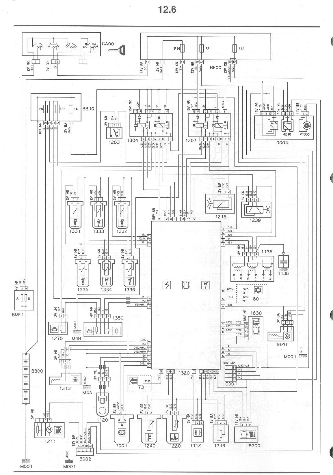 1996 Honda Accord Ex Air Conditioning Diagram