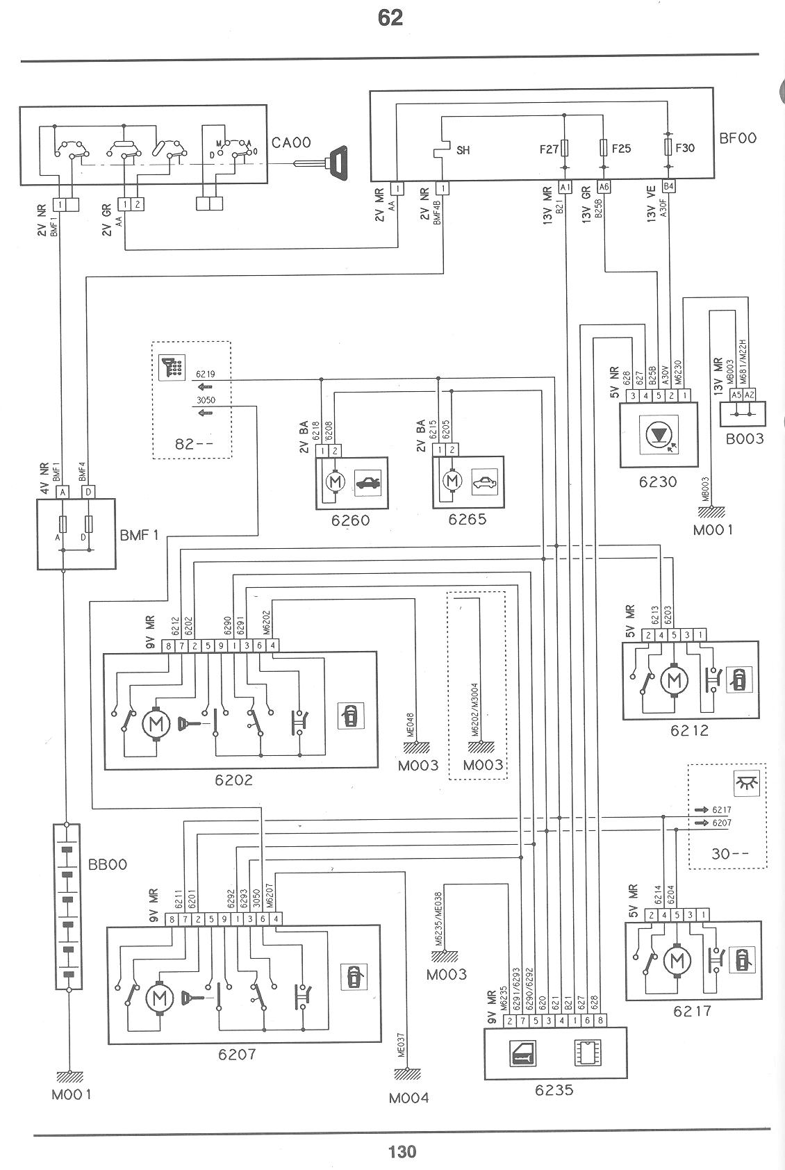 Wrg Citroen C2 Central Locking Wiring Diagram