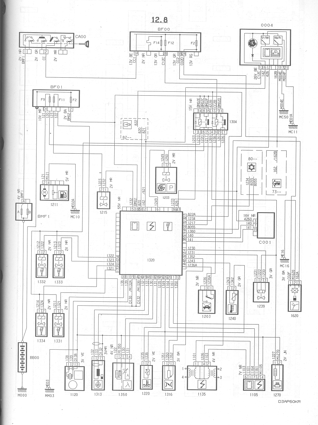 Citroen C5 Wiring Diagram C70 Wiring-Diagram • Edmiracle.co
