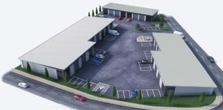 Construction starts at Chesterfield's Markham Vale scheme