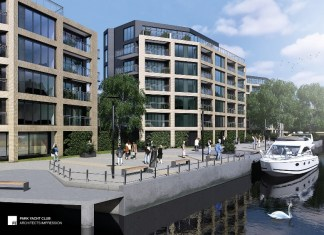 Developer 'sets sail' with £25m development on River Trent
