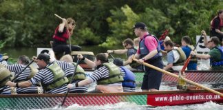 Dragon boat race