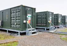 Derbyshire battery storage unit first to supply Balancing Mechanism