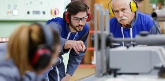 Apprenticeship figures slip again