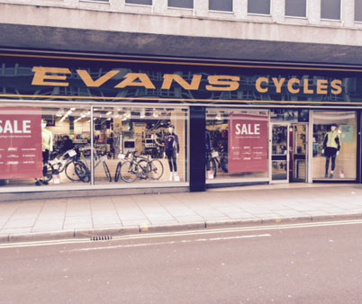 Evans Cycle bought by Sports Direct who could close half of stores