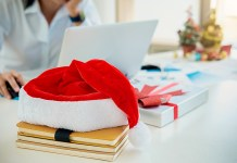 Over half of UK SME owners will be working Christmas Day