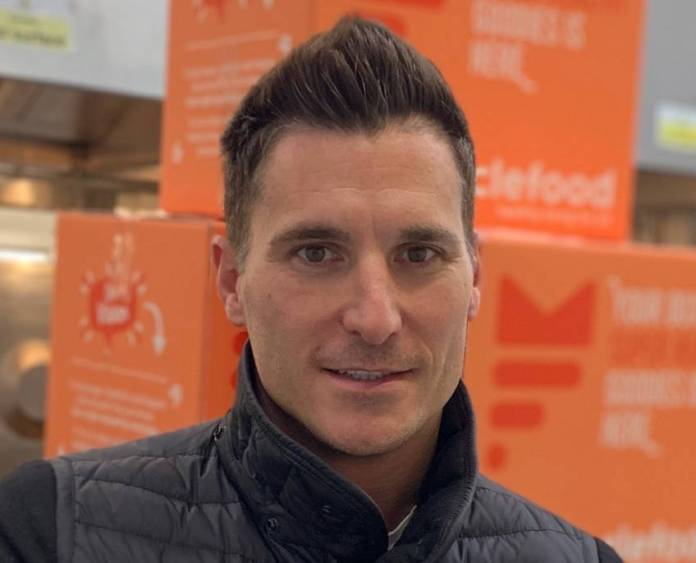 New CEO for Notts nutrition brand MuscleFood