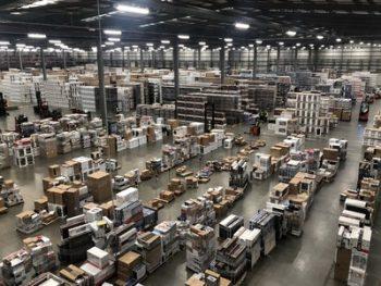 International investor who acquired Newark mega warehouse revealed