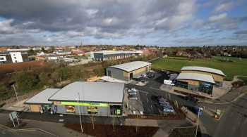 Leicestershire mixed trade and retail development completes, creating 50 jobs