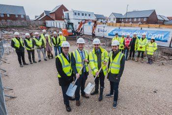 Work starts on new £5.3 million Derbyshire primary school