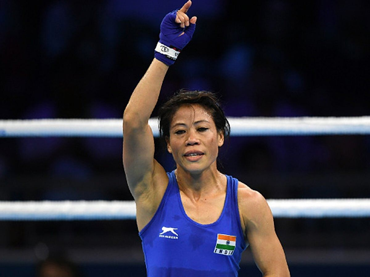 Mary Kom, Manpreet Singh to be India's flag bearers at Tokyo Games opening ceremony