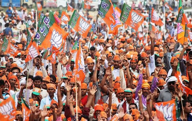 BJP workers