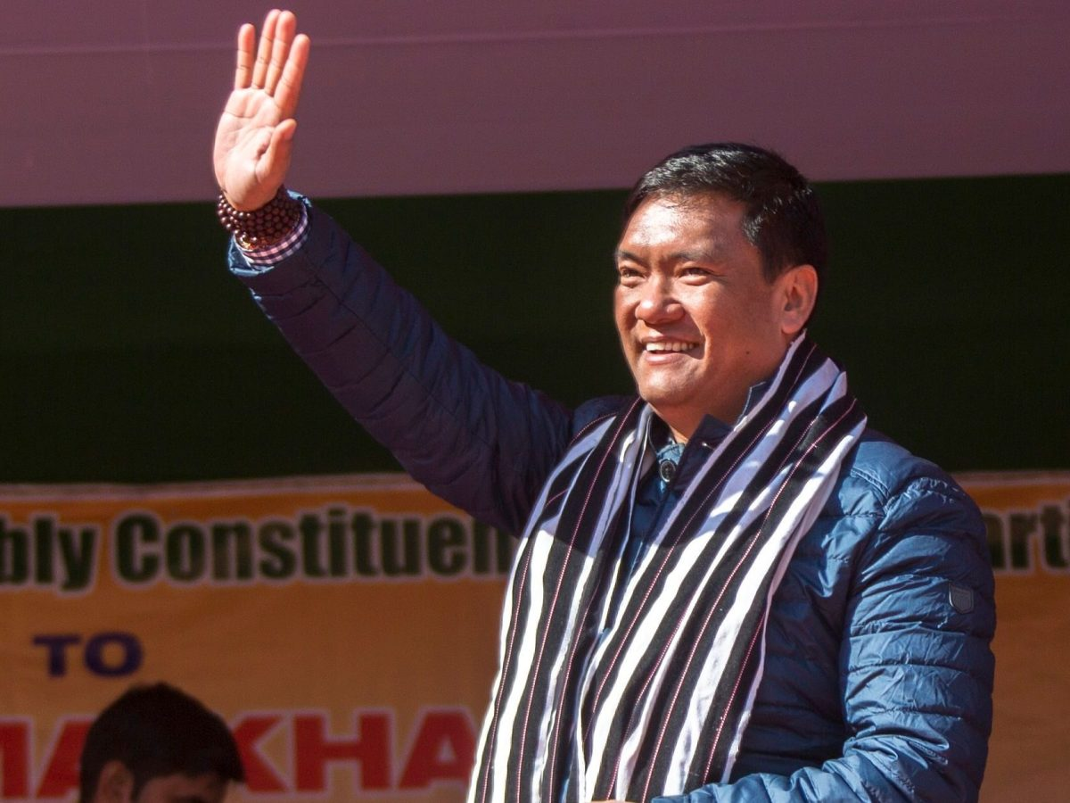 Govt trying to revive coal mining, other natural resources in TCL: Pema Khandu
