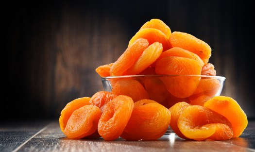 benefits of dried apricots