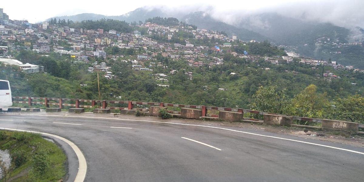 Road scam accused surrenders before court in Arunachal