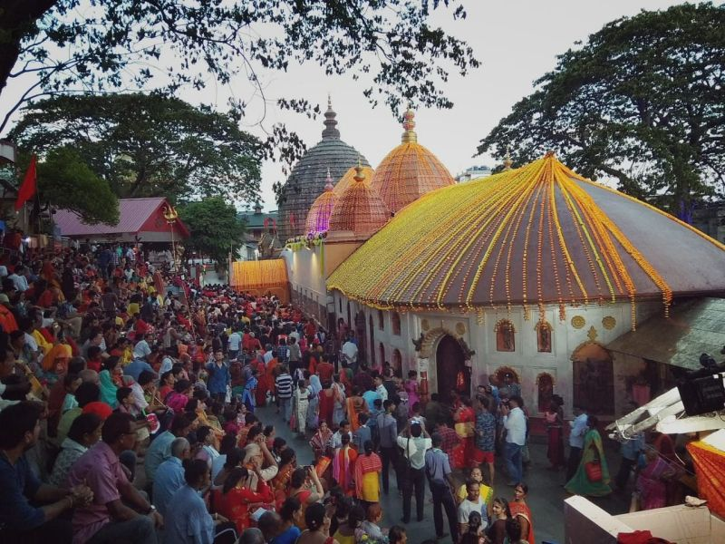 Assam: Kamakhya temple closes doors for Ambubachi; devotees barred