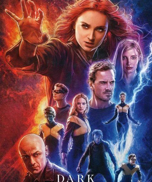 X Men Dark Phoenix New Poster 1200 1777 81 s e1560771506601