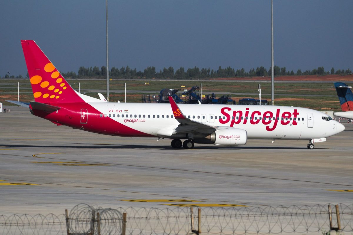 SpiceJet to offer up to 30% fare discount to healthcare professionals on domestic flights