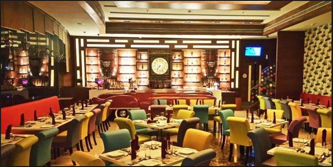 theme restaurants in Kolkata