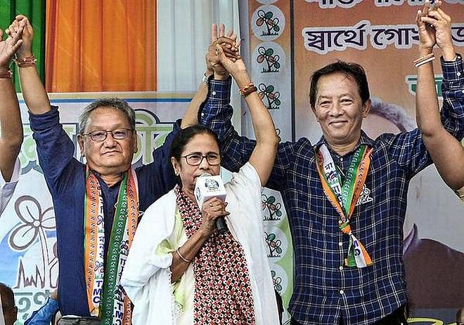 Mamata files nomination for Bhabanipur assembly by-poll