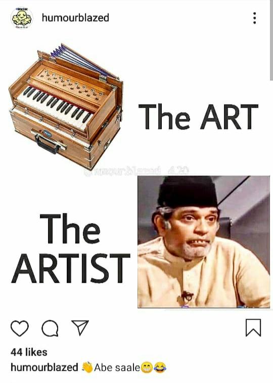 art and artist meme