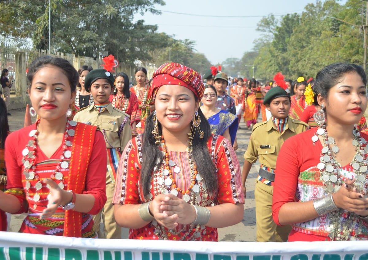 Now, Tripura tribal council to accept communication in Kokborok language