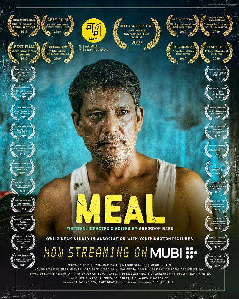 Adil Hussain Meal