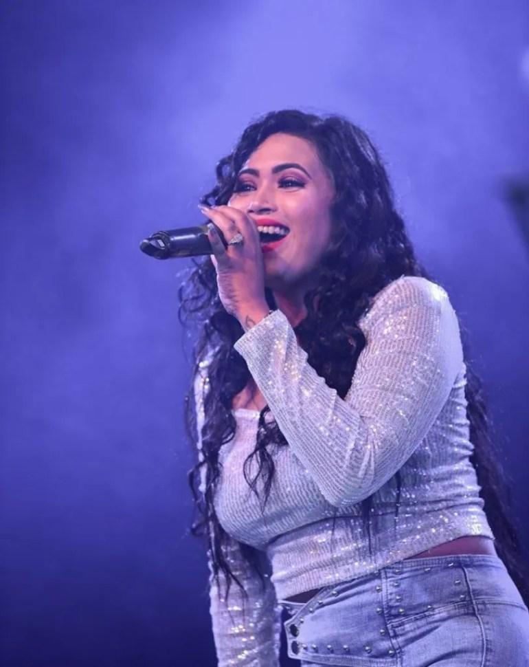 Sarodee Borah Mirchi Music Award