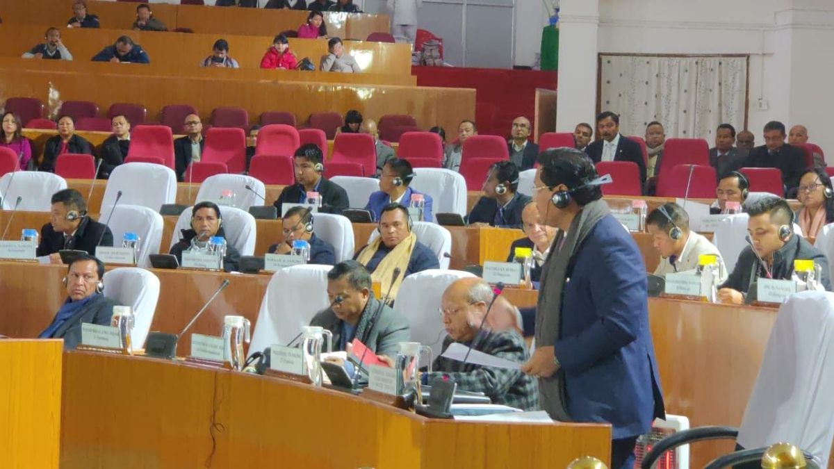 Meghalaya Assembly to hold autumn session from September 10-17
