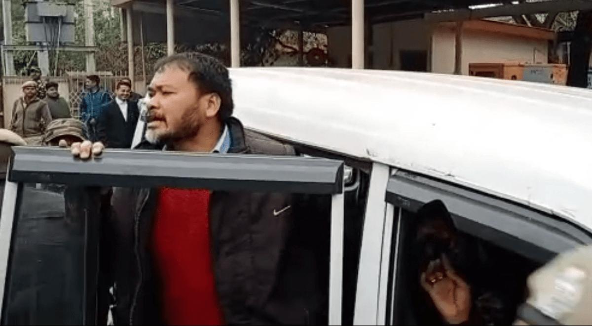 Raijor dal anti-BJP government in Assam