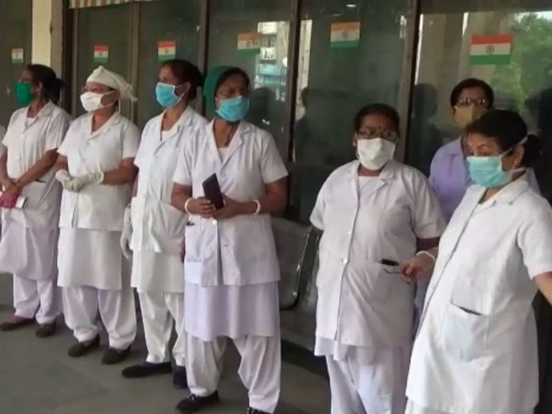How COVID-19 proved to be a litmus test of Indian nurses' mental strength