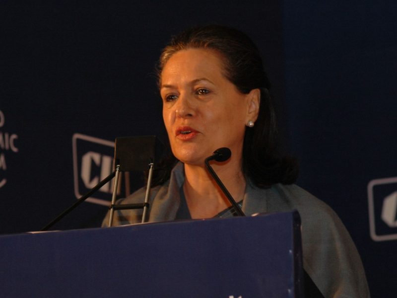 Need to take note of serious setbacks in assembly polls: Sonia Gandhi