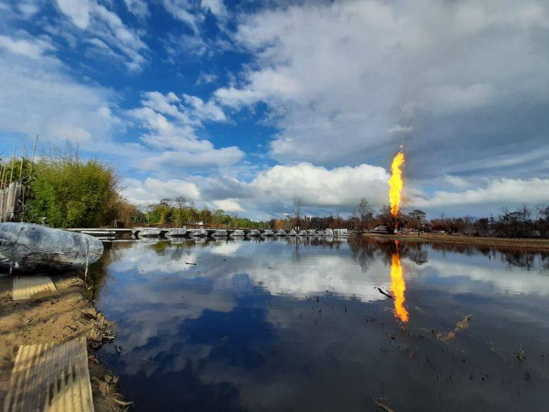 Baghjan oilwell fire