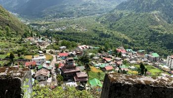 Lachung Dzumsa has written to CM Golay to put a stop on domestic and foreign tourists from visiting Lachung