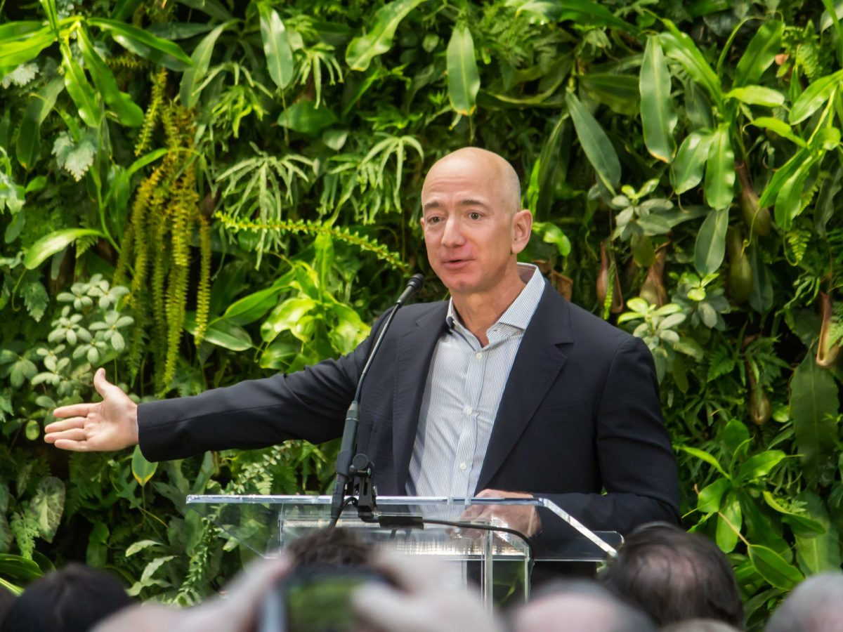 Amazon begins new chapter as Jeff Bezos hands over CEO role