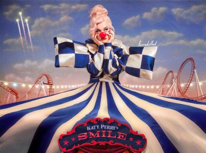 Smile katy perry 1
