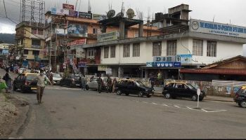 Nagaland: Shops closed, vehicles off roads in 12-hr bandh over 'illegal taxes'