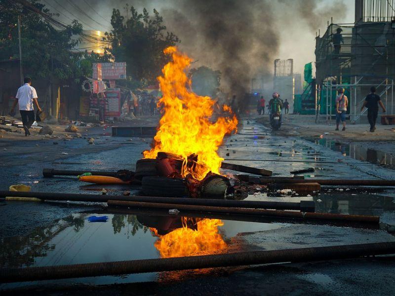 Miscreants attack Hindu temples in Bangladesh