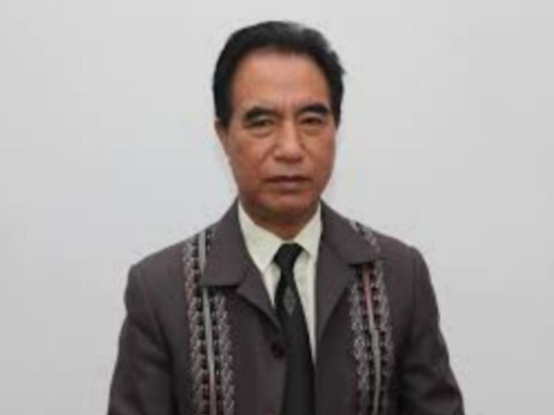 Pu Lalduhoma is the first MLA to be disqualified on grounds of anti-defection under the Tenth Schedule in the legislative history of Mizoram