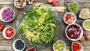Does a plant-based diet really help beat COVID-19?