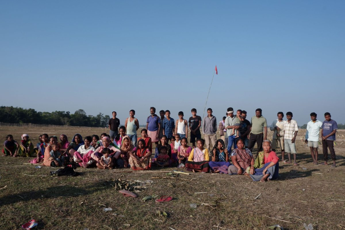 Tribal Land Rights: No Khas land in the hill areas of Manipur
