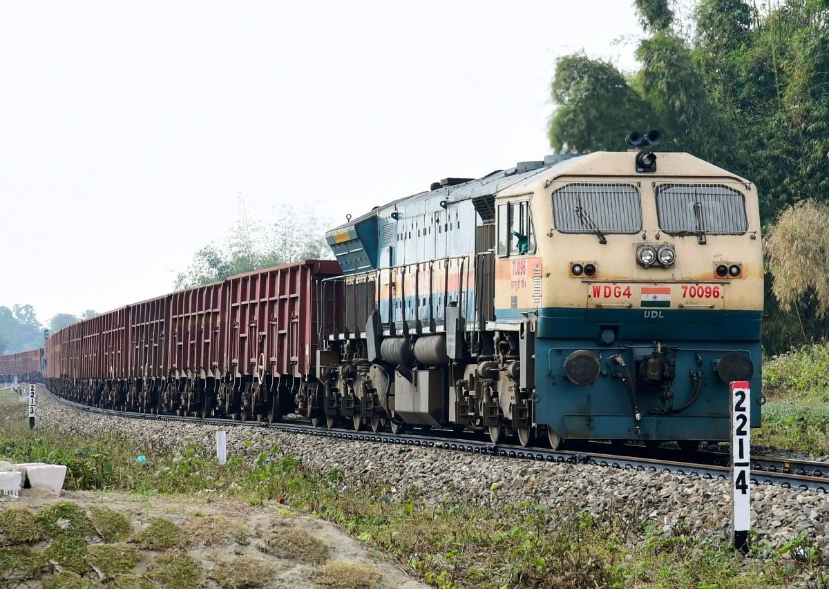 Aizawl will be on the railway map in the next two years