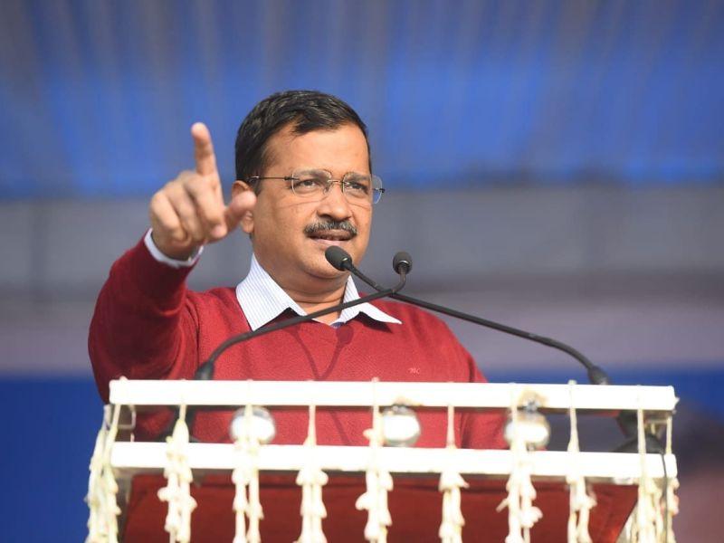 Delhi CM Arvind Kejriwal announced night curfew on Thursday