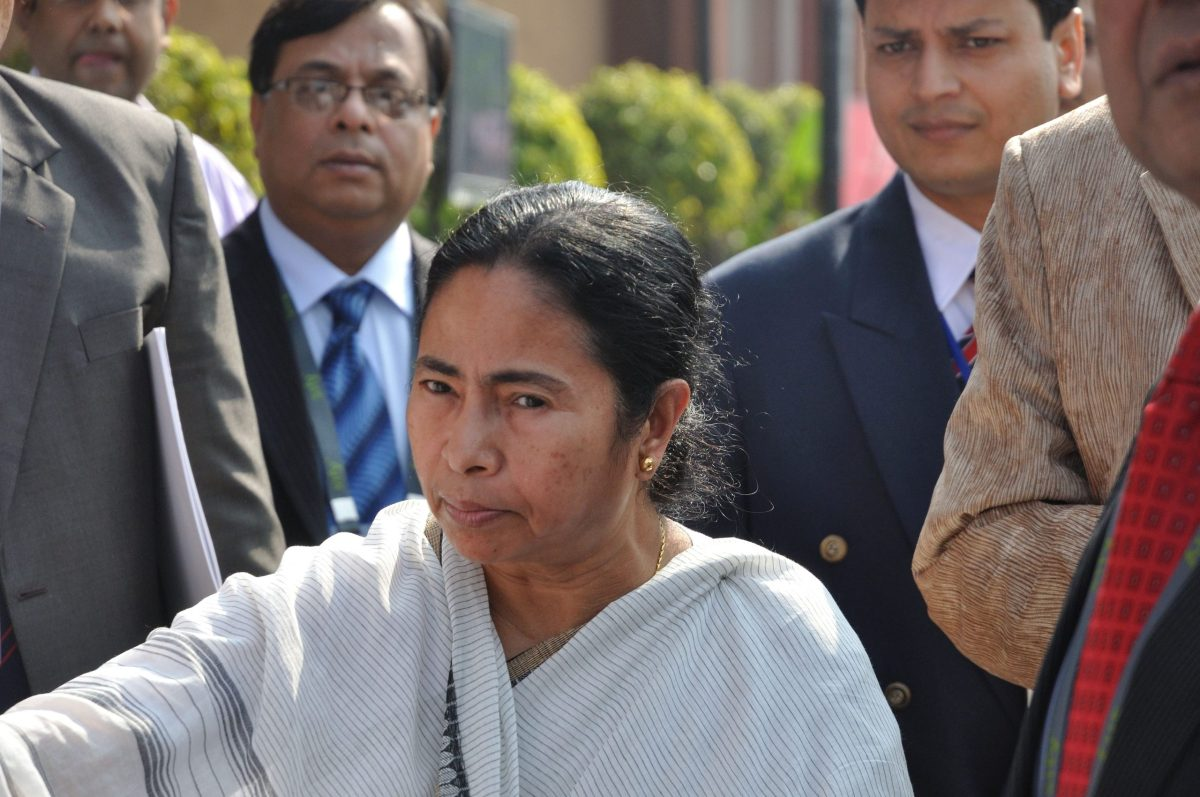 BJP responsible for COVID-19 surge in Bengal: CM Mamata